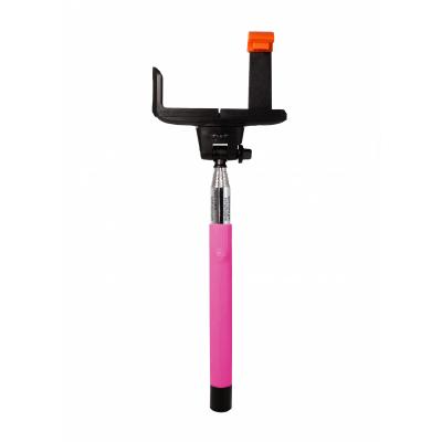 LED Sound Selfie Bot Rózsaszín